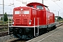 "MaK 1000364 - DB Fahrwegdienste ""212 317-2"" 01.08.2008 - Karlsruhe, HauptbahnhofJulius Kaiser"