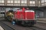 "MaK 1000364 - DB Fahrwegdienste ""212 317-2"" 01.06.2012 - Kassel-WilhelmshöheLeon Schrijvers"