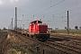 "MaK 1000364 - DB Fahrwegdienste ""212 317-2"" 08.03.2016 Güterglück [D] Alex Huber"