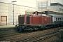 """MaK 1000364 - DB """"212 317-2"""" 28.04.1980 Essen,Hauptbahnhof [D] Martin Welzel"""