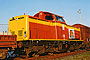 "MaK 1000366 - SECO-Rail ""133.35 / AT3 ATA 0554"" 13.01.2003 Puyoo [F] Jean-Pierre Vergez-Larrouy"