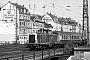 """MaK 1000368 - DB """"212 321-4"""" 04.05.1990 Wuppertal-Oberbarmen [D] Malte Werning"""