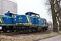 """MaK 1000369 - RTS """"V 1252"""" 04.03.2012 Hamburg-Waltershof [D] Erik Körschenhausen"""
