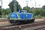 """MaK 1000369 - MWB """"V 1252"""" 05.08.2014 Hamburg-Eidelstedt [D] Edgar Albers"""
