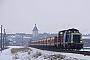 """MaK 1000376 - DB Fahrwegdienste """"212 329-7"""" 18.02.2010 - NeunkirchWilli Burkart"""