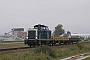 """MaK 1000376 - DB Fahrwegdienste """"212 329-7"""" 13.10.2010 Wilchingen [CH] Willi Burkart"""