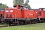 "MaK 1000376 - DB Services ""212 329-7"" 08.09.2006 - CottbusTorsten Frahn"