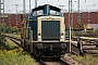 "MaK 1000376 - DB Fahrwegdienste ""212 329-7"" 11.08.2011 - Nienburg (Weser)Thomas Wohlfarth"