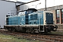 "MaK 1000376 - DB Fahrwegdienste ""212 329-7"" 04.01.2014 - Seddin, BetriebshofIngo Wlodasch"