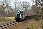 """MaK 1000376 - DB Fahrwegdienste """"212 329-7"""" 11.03.2016 - KodersdorfTorsten Frahn"""