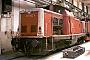 "MaK 1000379 - DB ""213 332-0"" 03.04.2002 - Stendal, SFZWillem Eggers"