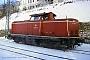 "MaK 1000379 - DB ""213 332-0"" 04.01.1979 - Dillenburg, BahnhofStefan Motz"