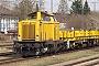 "MaK 1000379 - DB Bahnbau ""213 332-0"" 17.04.2013 - München-TruderingStefan Traub"