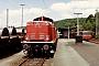 "MaK 1000379 - DB ""213 332-0"" 15.06.1981 - DillenburgMichael Vogel"