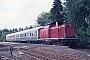 "MaK 1000380 - DB ""213 333-8"" 27.09.1987 - EmmelshausenIngmar Weidig"
