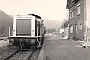 "MaK 1000381 - DB ""213 334-6"" 17.02.1984 Kasbach-Ohlenberg,Bahnhof [D] Michael Vogel"