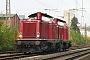 """MaK 1000382 - NeSA """"V 100 2335"""" 08.11.2009 Nienburg(Weser) [D] Frank Weber"""
