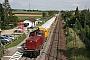 """MaK 1000382 - NeSA """"V 100 2335"""" 16.08.2011 Herbertshofen [D] Helmuth van Lier"""