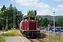 "MaK 1000382 - NeSA ""V 100 2335"" 11.08.2012 - Titisee-Neustadt, Bahnhof TitiseeVincent Torterotot"