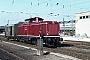 """MaK 1000382 - DB """"213 335-3"""" 05.04.1976 - Koblenz, HauptbahnhofWerner Brutzer"""