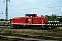 """MaK 1000382 - NeSA """"V 100 2335"""" 23.08.2002 Aschaffenburg [D] Julius Kaiser"""
