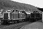"MaK 1000383 - DB ""213 336-1"" 07.08.1981 Herborn [D] Dietrich Bothe"
