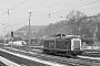 "MaK 1000383 - DB ""213 336-1"" 02.02.1987 - Marburg (Lahn)Christoph Beyer"