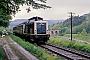 """MaK 1000383 - DB """"213 336-1"""" 29.05.1987 - NiederscheldAndreas Schmidt"""