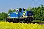 """MaK 1000385 - MWB """"V 1353"""" 23.04.2007 - DieburgKurt Sattig"""