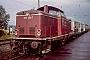 """MaK 1000385 - DB """"213 338-7"""" 17.09.1980 - Niederwalgern, BahnhofJulius Kaiser"""