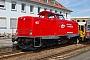 """MaK 1000387 - AVG """"465"""" 21.07.2009 - Landau (Pfalz), HauptbahnhofJulius Kaiser"""