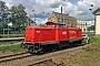 """MaK 1000387 - AVG """"465"""" 20.08.2017 - Ettlingen-WestWolfgang Rudolph"""