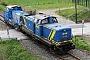 """MaK 1000388 - MWB """"V 1354"""" 27.04.2012 - Kiel-FriedrichsortBerthold Hertzfeldt"""