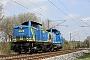 "MaK 1000388 - MWB ""V 1354"" 27.04.2012 Kiel [D] Berthold Hertzfeldt"