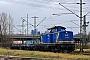 "MaK 1000388 - MWB ""V 1354"" 28.11.2013 - Hamburg-WaltershofBerthold Hertzfeldt"