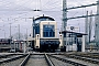 "MaK 1000391 - DB ""291 901-7"" 25.03.1989 - Bremen, Bahnbetriebswerk RbfMalte Werning"