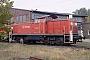 """MaK 1000391 - Railion """"291 901-7"""" 19.10.2003 - Emden, BahnbetriebswerkJulius Kaiser"""