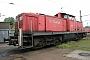 """MaK 1000392 - Railion """"291 902-5"""" 25.09.2005 - Emden, BetriebshofErnst Lauer"""