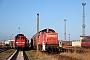 """MaK 1000392 - DB Schenker """"291 902-5"""" 12.01.2014 - Rostock, SeehafenPeter Wegner"""