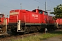 """MaK 1000393 - Railion """"291 903-3"""" 23.09.2007 - Emden, BetriebshofErnst Lauer"""