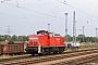 """MaK 1000393 - Railion """"291 903-3"""" 08.07.2008 - Rostock-Seehafen, RangierbahnhofIngmar Weidig"""