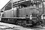 "MaK 1000393 - DB ""291 903-3"" 28.01.1978 - Bremen, Bahnbetriebswerk RangierbahnhofKlaus Görs"