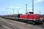 "MaK 1000393 - DB ""291 903-3"" 25.04.1968 - Hamburg-Wilhelmsburg, RangierbahnhofUlrich Budde"