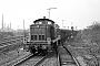 "MaK 1000395 - DB ""290 022-3"" 01.03.1977 - Gelsenkirchen-Sutrum, Bahnhof Gelsenkirchen HugoMichael Hafenrichter"
