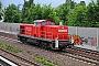"""MaK 1000395 - DB Schenker """"290 522-2"""" 12.06.2013 - Hamburg-HeimfeldJens Vollertsen"""