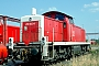 "MaK 1000395 - DB Cargo ""290 022-3"" 05.09.1999 - Duisburg-Ruhrort, Bahnhof HafenPeter Nagelschmidt"