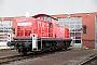 """MaK 1000398 - DB Schenker """"290 525-5"""" 15.11.2015 - Oberhausen-Osterfeld, BahnbetriebswerkJürgen Schnell"""