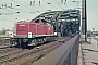 "MaK 1000401 - DB ""290 028-0"" 07.04.1978 - KölnMichael Vogel"