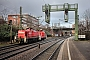 "MaK 1000403 - DB Schenker ""296 030-0"" 10.01.2014 - Hamburg-HarburgPatrick Bock"