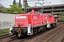"""MaK 1000403 - DB Schenker """"296 030-0"""" 05.05.2014 - Hamburg-HarburgDr. Günther Barths"""